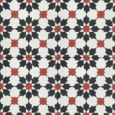 Our Rabat pattern is in stock and ready to ship! Available in 2 color combinations. #cementtileshop #cementtiles #cementtile #handmadetile #cubantile #moroccan #concretetile #moroccantile #moorish #marsala #hydraulictile #cubantile #mexicantile #patternedtile #mexicantile