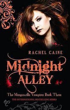 The Morganville Vampire Series 3 Midnight Alley