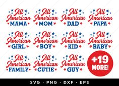 Pop Stickers, Class Of 2020, Holiday Decorations, Independence Day, Fourth Of July, Mom And Dad, Design Bundles, Dads, Cricut