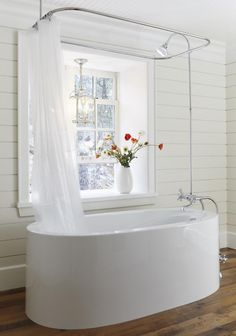Freestanding Tubs Can Be Great, But Most People Think That Having A  Freestanding Tub Means That You Have To Sacrifice Your Shower. Since  Freestanding Tubs