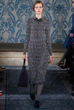 Tory Burch Fall 2013 Ready-to-Wear Fashion Show
