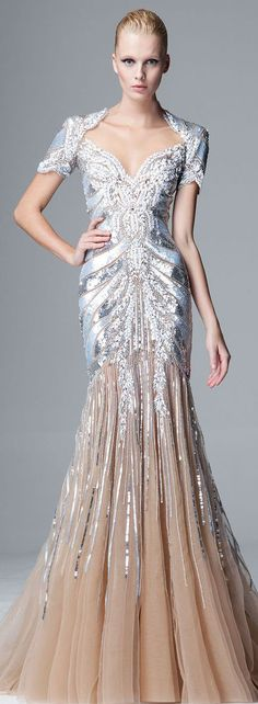 ZUHAIR MURAD  READY-TO-WEAR  FALL-WINTER 2014-2015