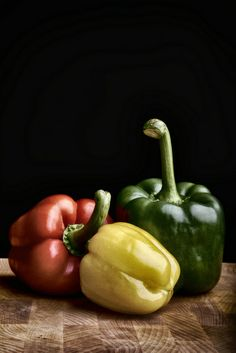 Rustic peppers (via mp)