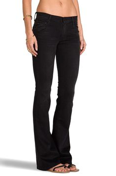 $220 NEW Mother Denim The Cruiser Flare Jeans in Destroyed Ride Black - 26 x 34 #motherdenim #motherjeans #flarejeans #blackjeans #denim #boutiquedenim #boutiquednm Jeans Fit, Flare Jeans, Mother Denim, Classic Style, Boutique, Fitness, Pants, Black, Fashion