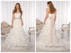 Fit and Flare Sweetheart Criss-cross Bodice Wedding Dresses with Layered   Skirt http://www.ckdress.com/fit-and-flare-sweetheart-crisscross-bodice-  wedding-dresses-with-layered-skirt-p-2000.html  #wedding #dresses #dress #Luckyweddinggown #Luckywedding #wed #clothing   #gown #weddingdresses #dressesonline #dressonline #bridaldresses