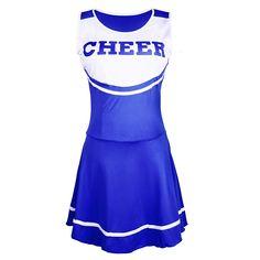 Jennifer's Body Costume - Jennifer's Body School Uniform Girls, Girls Uniforms, Denim Mini Skirt, Mini Skirts, Megan Fox Outfits, Body Movie, Jennifer's Body, Celebrity Costumes, Cheerleader Costume