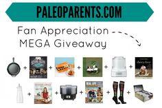 Paleo Parents giveaway