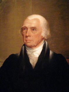 James Madison - Chester Harding (1792 – 1866)