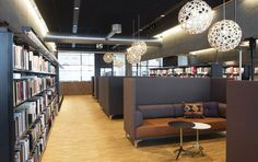 Hamar Public Library - Metropolis.no