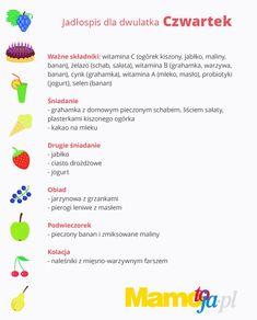 Food And Drink, Menu, Healthy Recipes, Kids, Art, Diet, Mascarpone, Menu Board Design, Young Children