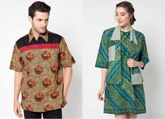 23 Model Gamis Batik Kombinasi Blazer Modern Trendy 2017  Model