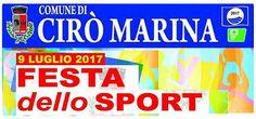 Festa dell Sport a Cirò Marina - L'Amministrazione Comunale, in collaborazione con la Consulta Cultura-Spettacolo e Turismo, e con l'aiuto e l'impegno delle Associazioni Sportive,che hanno volontariamente aderito, hanno organizzato la FESTA DELLO SPORT A CIRÒ MARINA. L'appuntamento è per DOMENICA 9... - http://www.eventiincalabria.it/eventi/festa-dell-sport-a-ciro-marina/