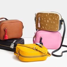 Shop the Signet Bag In Italian Leather at JCrew.com and see our entire selection of Women's Crossbody Bags.