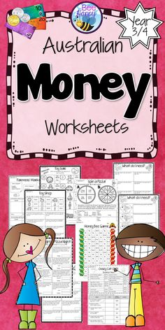 australian money worksheets year 2 3 australian money money worksheets and differentiation. Black Bedroom Furniture Sets. Home Design Ideas