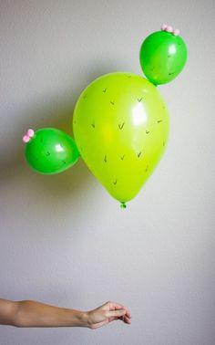 Cinco de Mayo, Party Ideas, Balloon, DIY, Fiesta