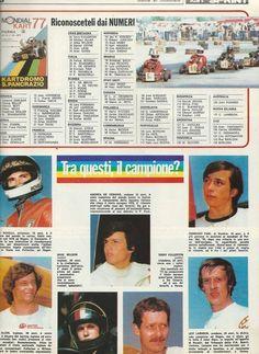 Mondial kart 1977