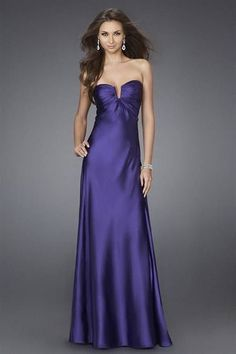 Awesome Strapless evening dresses 2018/2019