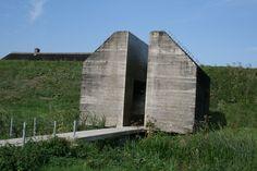 Arina's labels en kaarten.....: Bunker in Zijderveld