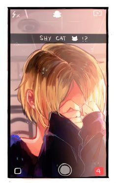 Kenma doesnt like it when Kuroo randomly took... - sagasogo
