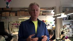 Philip Treacy on millinery and the Investec Derby Festival ✄ http://www.youtube.com/watch?v=pUFaYhh5AUU