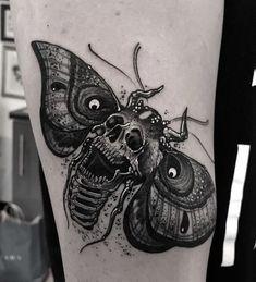 Loss of life Moth Hand Tattoos have turn into highly regarded through the years. Hand Tattoos, Scary Tattoos, Octopus Tattoos, Skull Tattoos, Black Tattoos, Body Art Tattoos, Sleeve Tattoos, Black Work Tattoo, Tatoos