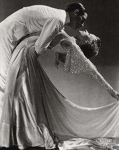Horst, Jack Holland and June Hart, 1930