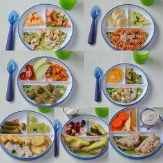 15 ideas de comidas para ni os de 1 a 3 a os fotos comida bebe pinterest baby food - Cenas para bebes de 15 meses ...
