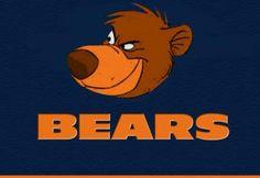 Disney-themed sports logos from bleacher report