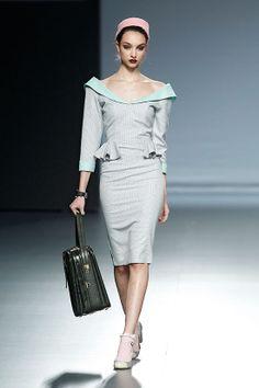 Lady Cacahuete Madrid Fashion Week 2014