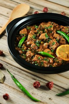 Authentic Indian Karahi Curry - You'll definitely end up impressing your  friends and family