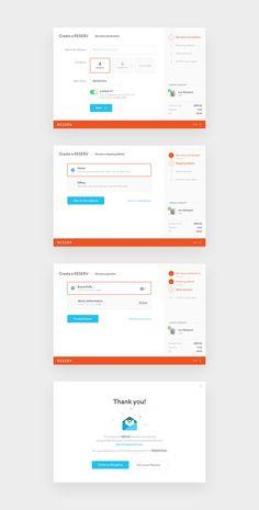 png by Bilal Ck Form Design Web, Graphisches Design, Layout Design, Design Patterns, Desktop Design, Resume Design Template, Ui Design Inspiration, Ui Web, Application Design