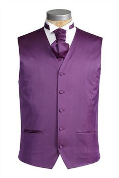 Buy Waistcoat from the Next UK online shop We would detail in purple as it is our favourite colour. We would need two of each purple items one for the groom, the other for the best man!