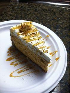 Love to cook: Olive Garden Pumpkin Cheesecake
