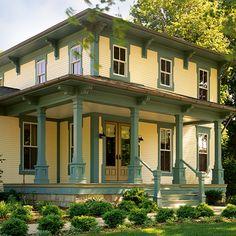 52 Best Brick Farm House Images On Pinterest Bricks