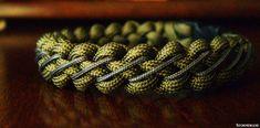 a chain sinnet paracord bracelet | by Stormdrane