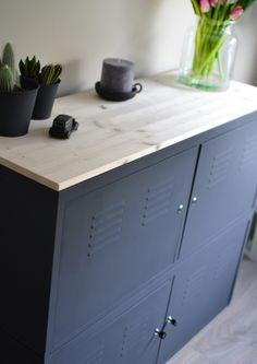 Ikea hack ps locker kastje                                                                                                                                                     Más