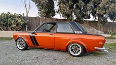 1972 Auto in Watsonville, CA Turbo Parts, Datsun Car, Japanese Cars, Blue Bird, Jdm, Bobs, Nissan, Volkswagen, Vehicle