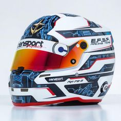 Helmet decoration design. We collect and generate ideas: ufx.dk