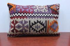 kilim pillowturkish pillowhandmade pillowold pillow by mltya