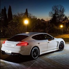 Porsche Panamera GTS -- If you have to get a 4 door, why not this one?