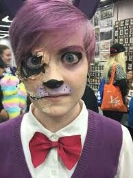 Awesome Bonnie cosplay!!!