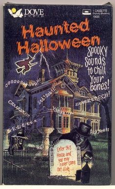 haunted halloween spooky sounds to chill your bones