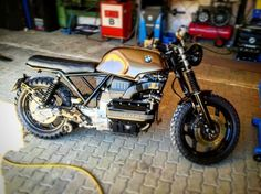 """""""Wolf Edition"""" #9 - National Custom Tech Motorcycles"""