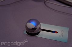 Ozobot is a tiny robot that uses your mobile devices as a playground - From CES 2014