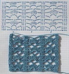 Watch This Video Beauteous Finished Make Crochet Look Like Knitting (the Waistcoat Stitch) Ideas. Amazing Make Crochet Look Like Knitting (the Waistcoat Stitch) Ideas. Crochet Edging Tutorial, Crochet Edging Patterns, Crochet Motifs, Crochet Diagram, Tunisian Crochet, Crochet Chart, Easy Crochet, Stitch Patterns, Knitting Patterns
