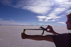 Sas mejores fotografías creativas del mundo del Salar de Uyuni