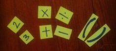 Fun order of operations activity! (Middle School Teacher Blog Post!)