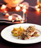 Ryba s křupavou krustou z oříšků kešú a chilli Beef, Ethnic Recipes, Food, Meat, Essen, Meals, Yemek, Eten, Steak