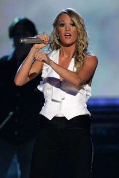 Carrie Underwood - 42nd Annual Academy Of Country Music Awards - Show