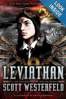 In an alternate 1914 Europe, fifteen-year-old Austrian Prince Alek, on the run from the Clanker Powers who are attempting to take over the globe using mechanical machinery, forms an uneasy alliance with Deryn who, disguised as a boy to join the British Air Service, is learning to fly genetically-engineered beasts.